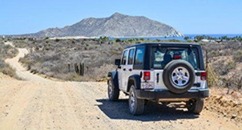 Baja Jeep Tour