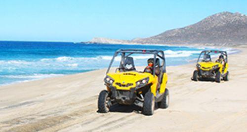 Cabo ATV Tour Off-Road Adventure