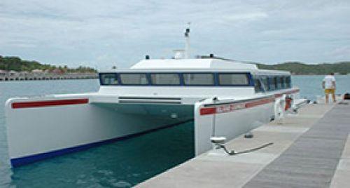 Sea Las Perlas - Ferry Isla Las Perlas