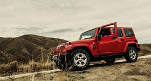 Todos Santos Jeep